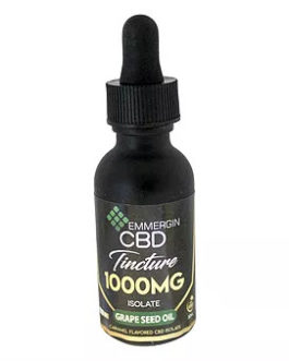 Emmergincbd Isolate Tincture